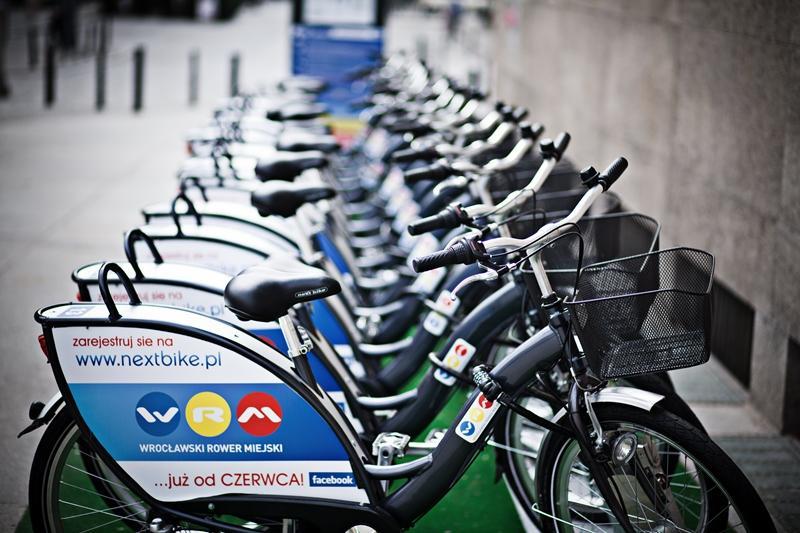 Dziennie ginie 20 miejskich rowerów