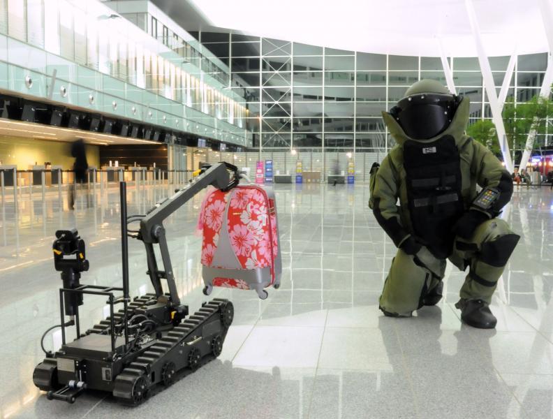 Już 12 ewakuacja lotniska