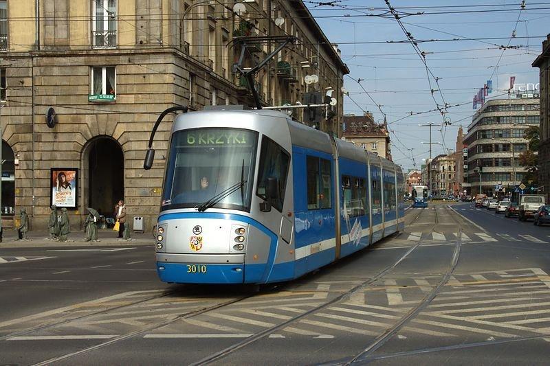 Można lokalizować tramwaje iautobusy