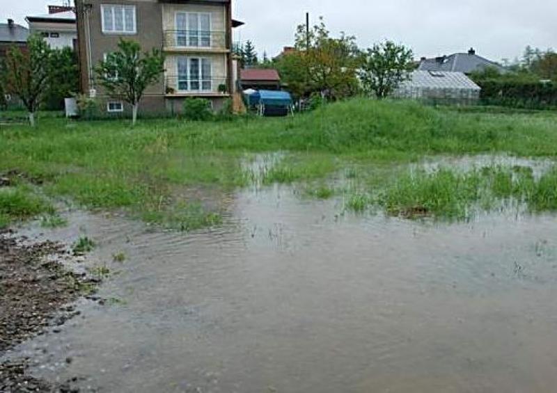 Sytuacja hydrologiczna dla  Wrocławia iokolic
