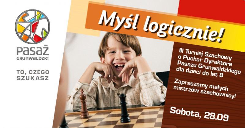 Dziecięcy turniej szachowy wPasażu