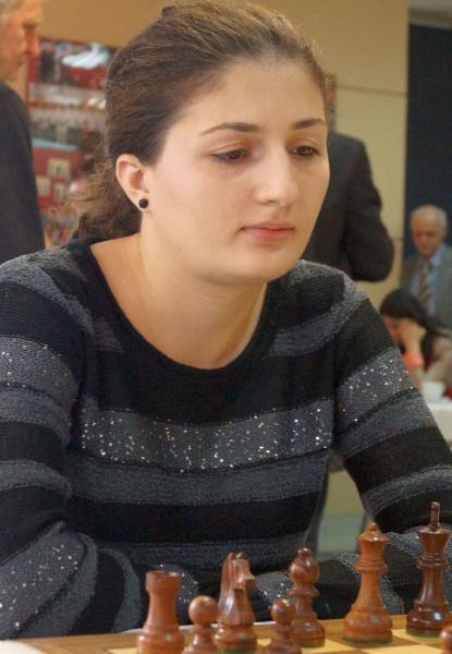 Gruzinka Batsiashvili zwyciężyła