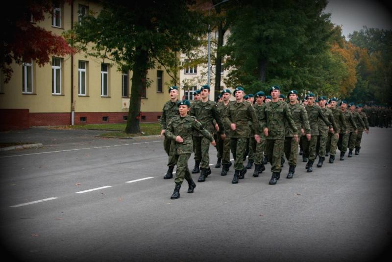 Żołnierze pośpiewali