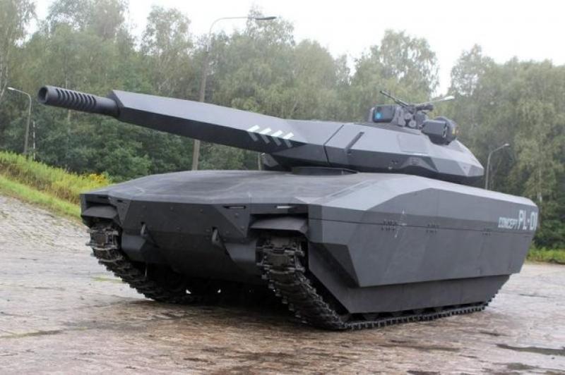 Oto kto wyśmiewa najnowszy polski czołg