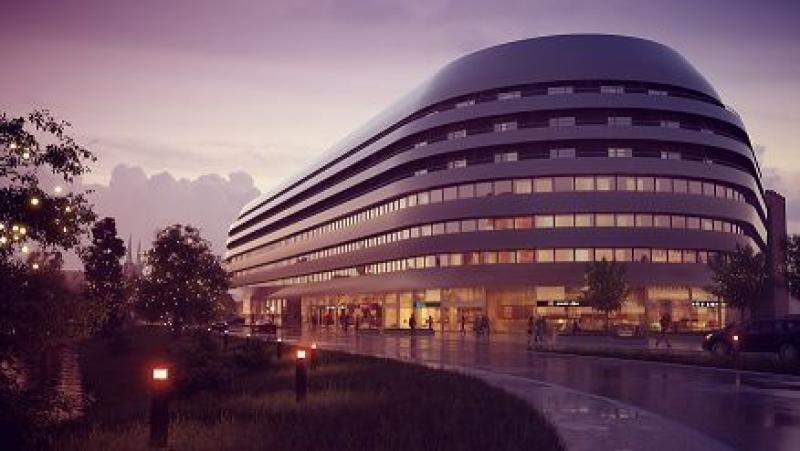 Rusza budowa OVO Wrocław