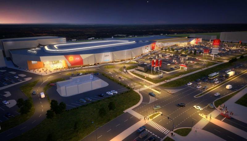 Oto największe centrum handlowe wPolsce