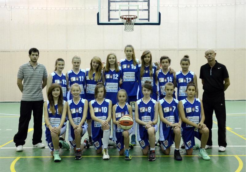Sukces młodych koszykarek Ślęzy