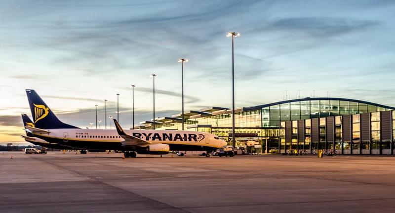 Ryanair startuje zWrocławia doGdańska