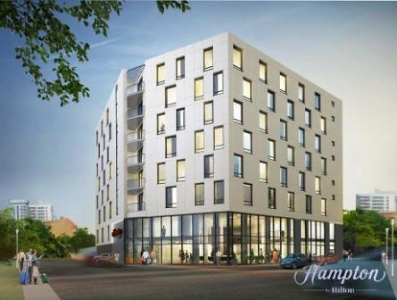 Hotel Hampton by Hilton we Wrocławiu