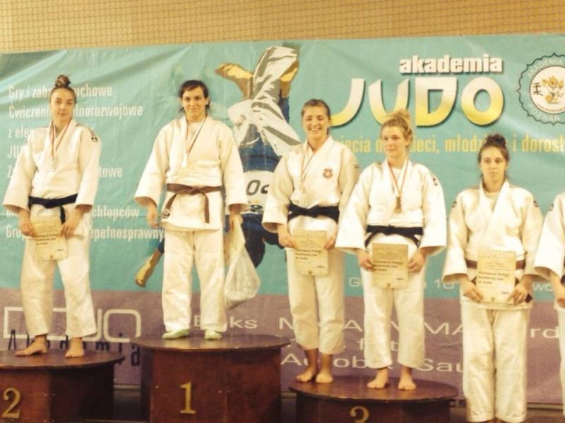 Sukcesy wrocławskich judoków