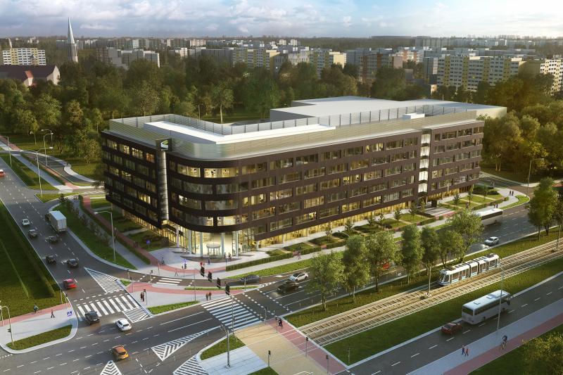 Ponad 25 mln EUR kredytu na realizację West Gate
