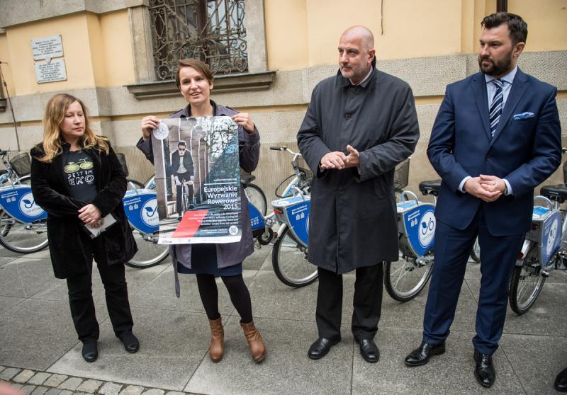 Wrocławski Rower Miejski wystartował