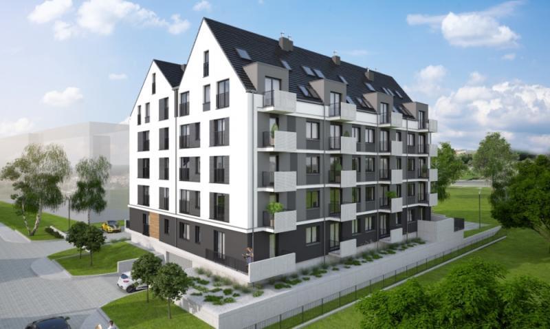 Zaułek złotnicki - nowe osiedle weWrocławiu