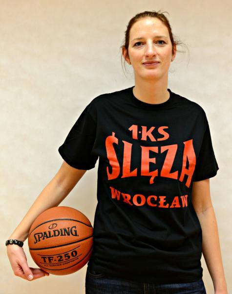 Joanna Czarnecka zostaje wŚlęzie Wrocław
