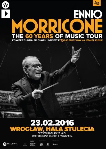 Jedyny wPolsce koncert Ennio Morricone