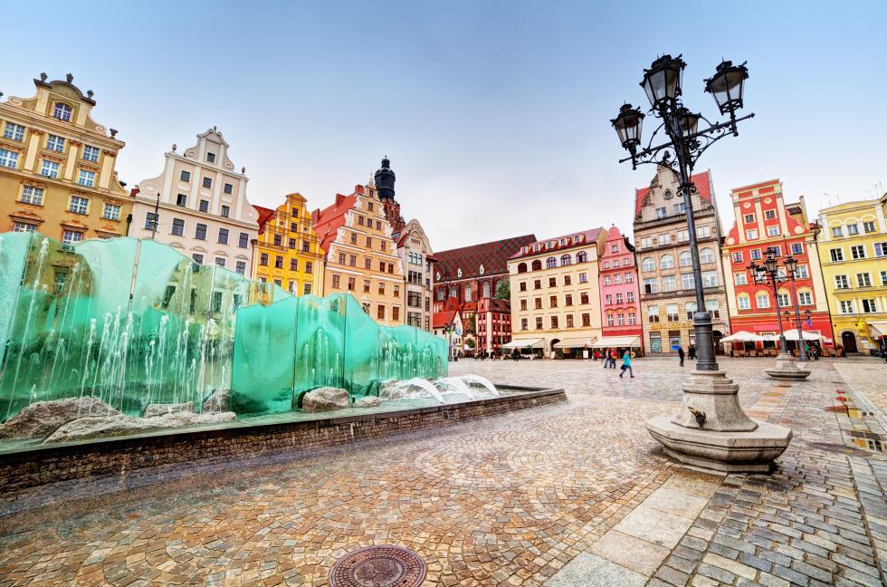Hotele konferencyjne weWrocławiu