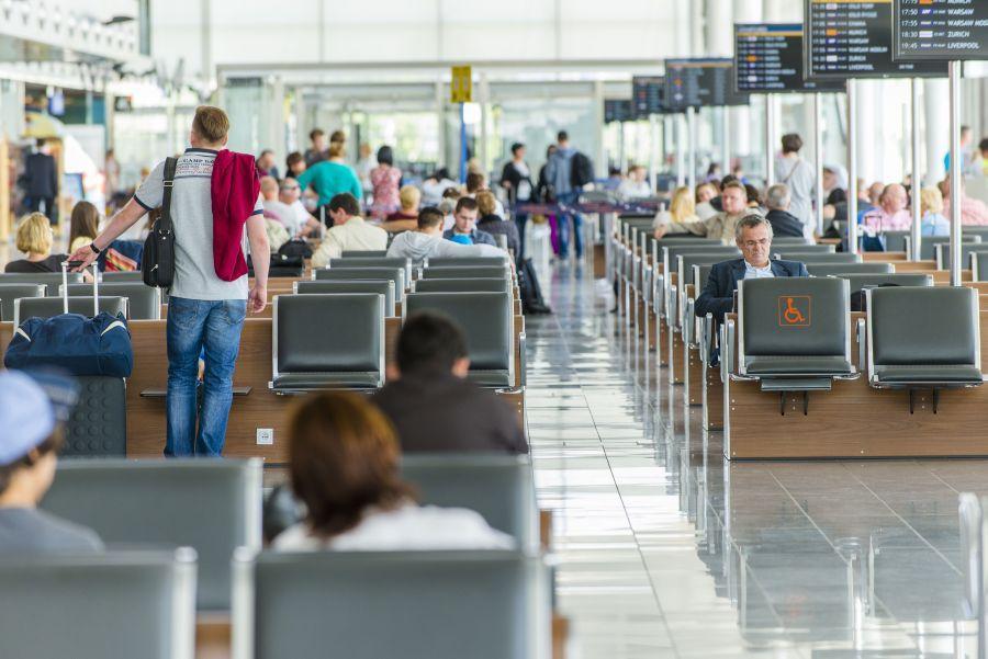 Stabilny wzrost na wrocławskim lotnisku