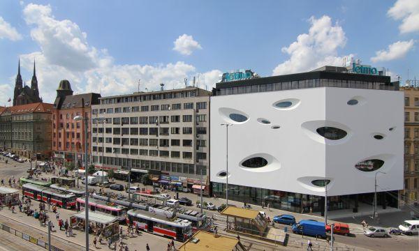 Czeski przykład architektury