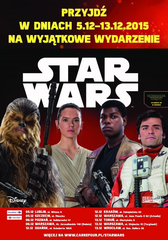 Spotkanie fanów Star Wars