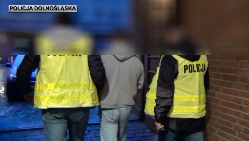 Grupa przestępcza zajmująca się włamaniami domieszkań