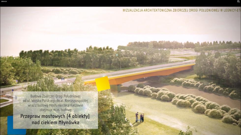 Wiemy, kto zbuduje największy most wLegnicy