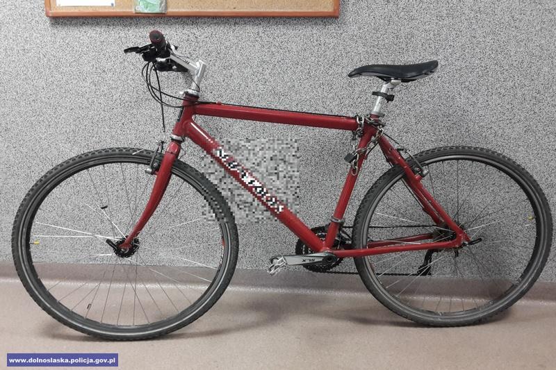 Ukradł rower wyposażony wurządzenie monitorujące akcję serca