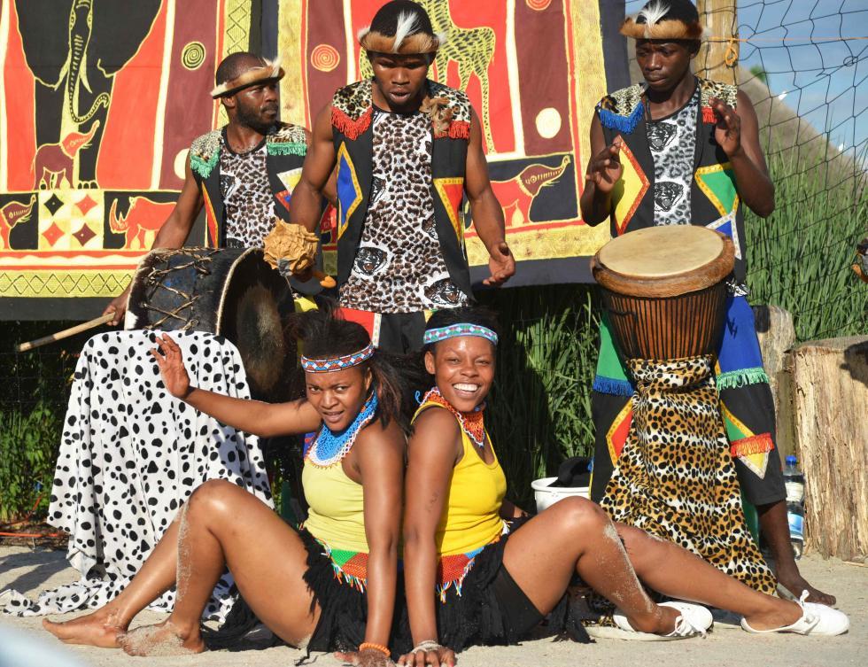 Z Afryki doWrocławia - koncert wzoo