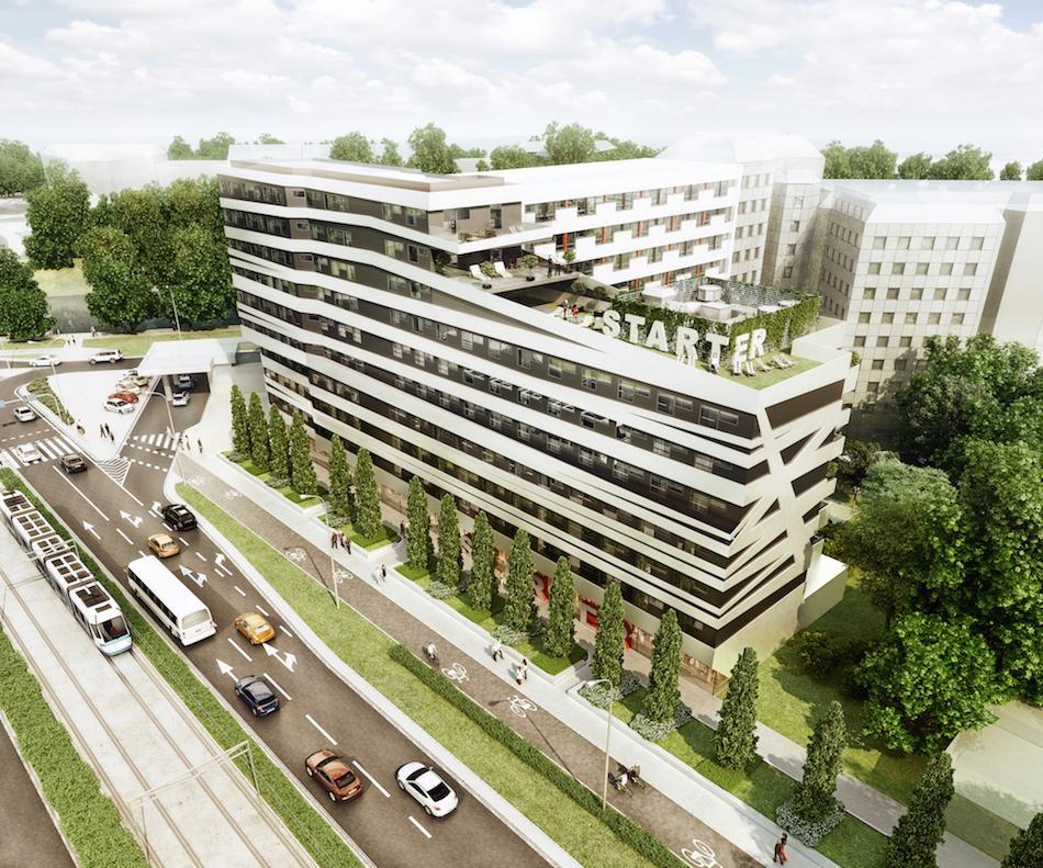 Wrocławscy architekci zprestiżową nagrodą  Highly Commended