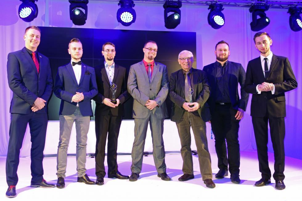 Dwie nagrody dla Politechniki Wrocławskiej wkonkursie ProJuvenes