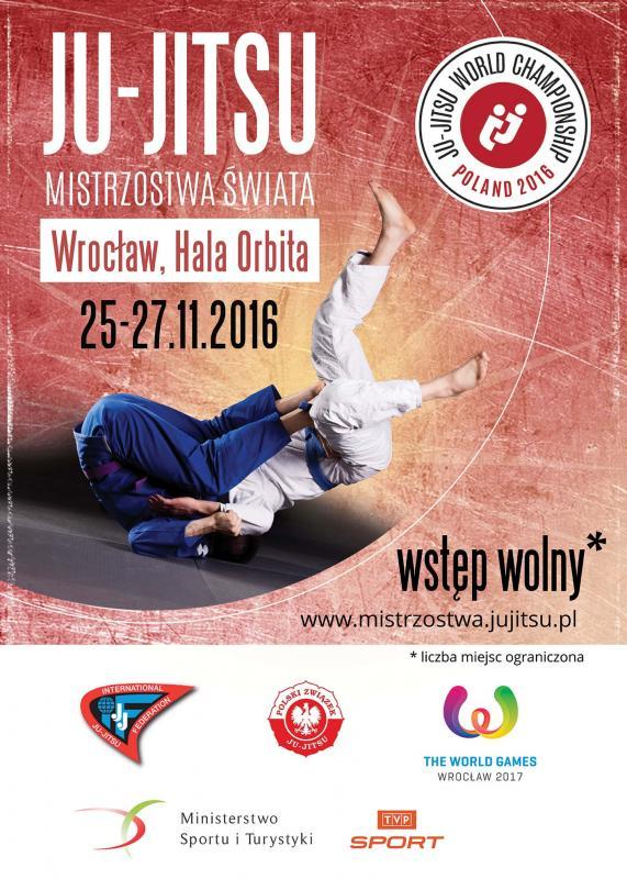 Emilia Maćkowiak iWrocław szykują się doMŚ wju-jitsu