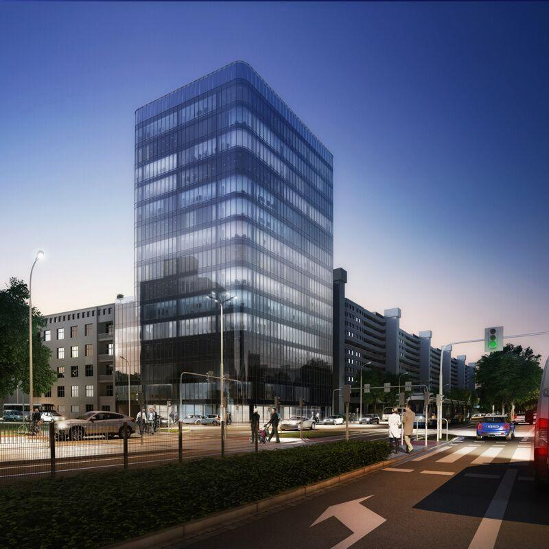 I2 Development rozpoczyna budowę najwyższego biurowca weWrocławiu