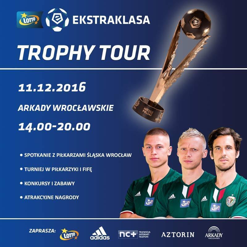 Trophy Tour wArkadach Wrocławskich