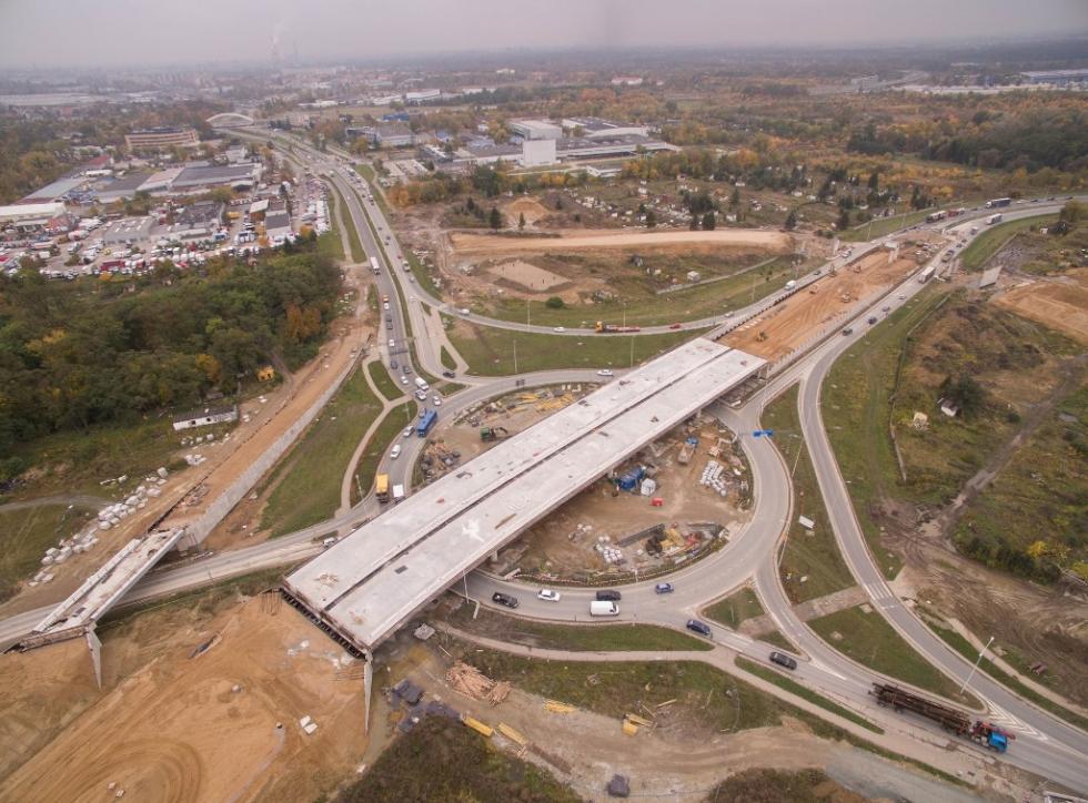 Powstaje największy wrocławski węzeł drogowy