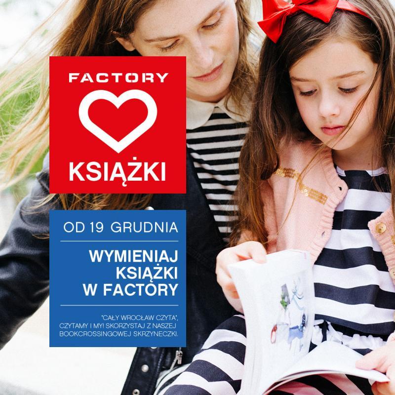 Wrocław czyta wFactory