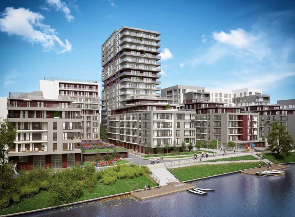 Wrocławianie chcą mieszkać wysoko
