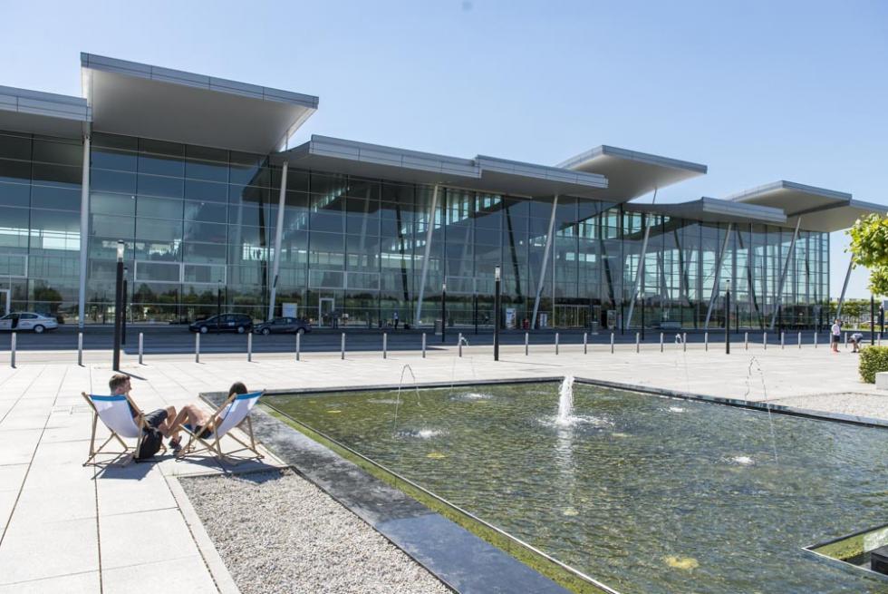 Na lotnisku świętujemy pięć lat terminalu