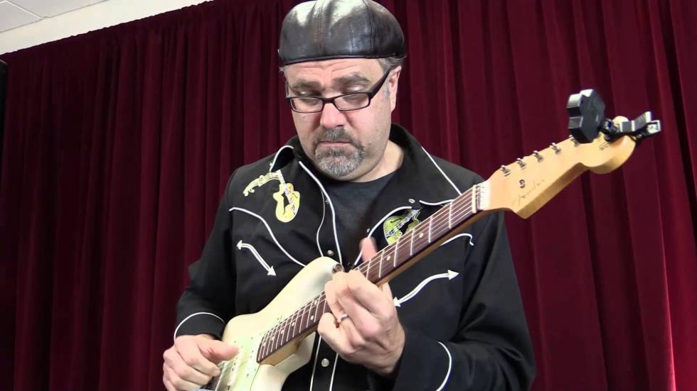 Greg Koch, amerykański wirtuoz gitary zagra 1 maja weWrocławiu