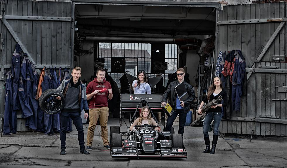 Wszystkie sekrety PWr Racing Team