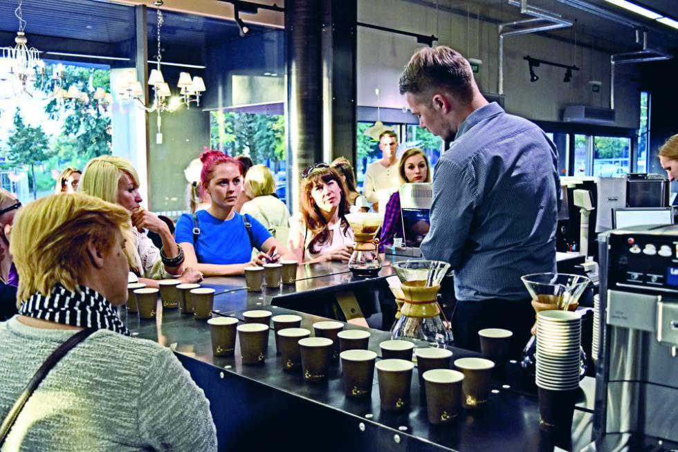 Degustacja kawy uPrzyjaciół Kawy – wstęp wolny!