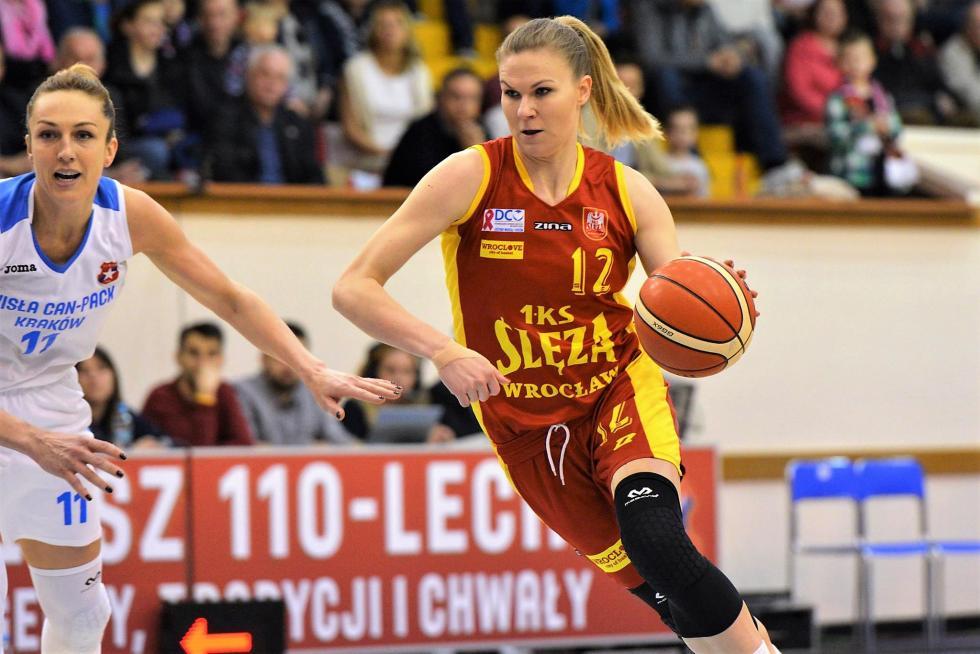 Agnieszka Kaczmarczyk zostaje wŚlęzie