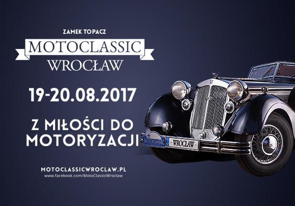 MotoClassic Wrocław 2017 wZamku Topacz