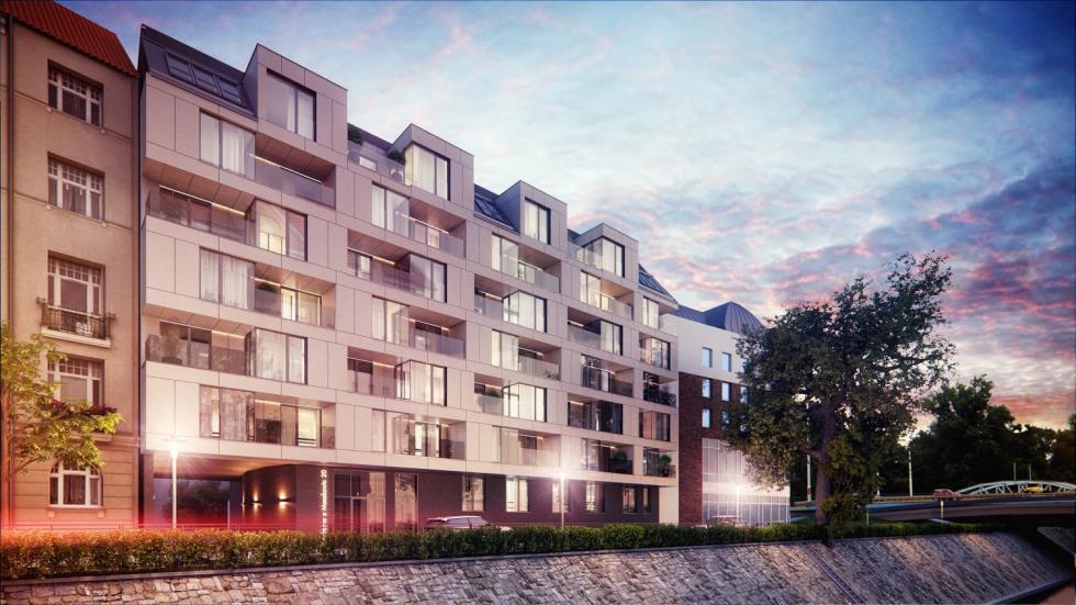 Austriacki inwestor 6B47 wybuduje pierwszy apartamentowiec weWrocławiu