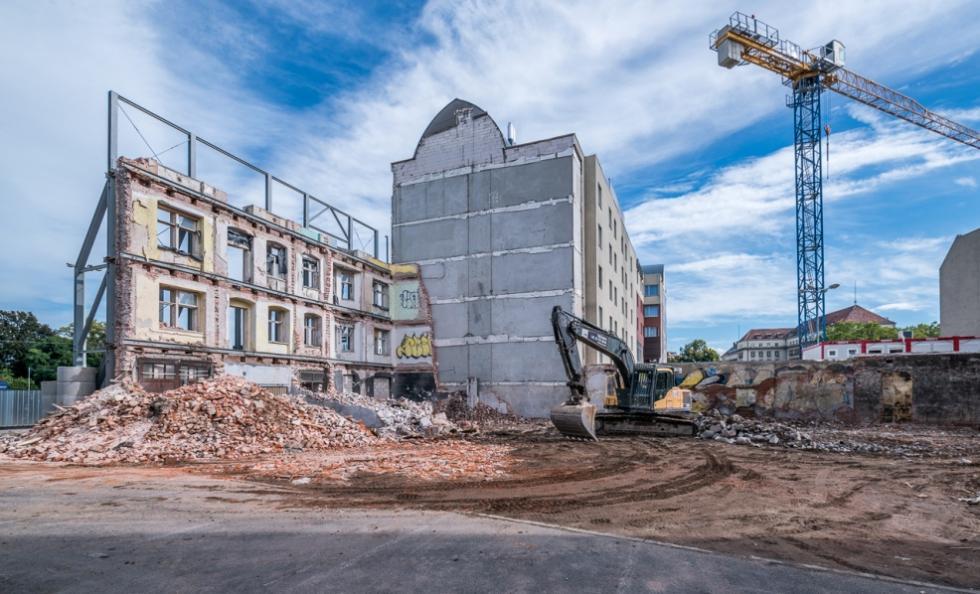 Budowa irewitalizacja Jagiełły 6