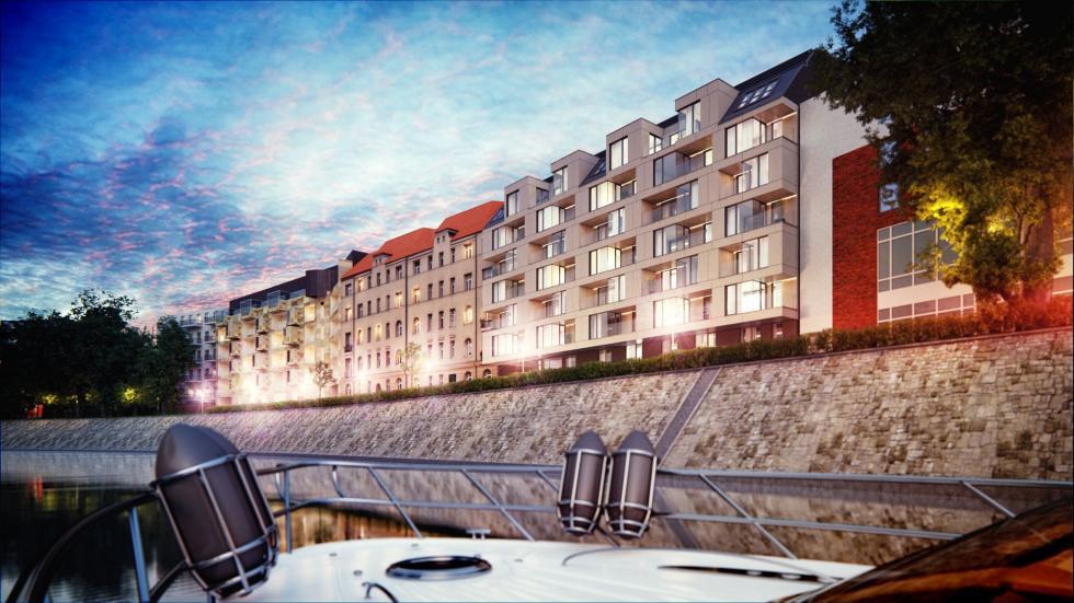 Nowe apartamenty Zyndrama wcentrum Wrocławia