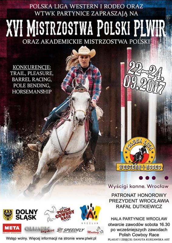 Westernowe Mistrzostwa Polski  na Partynicach