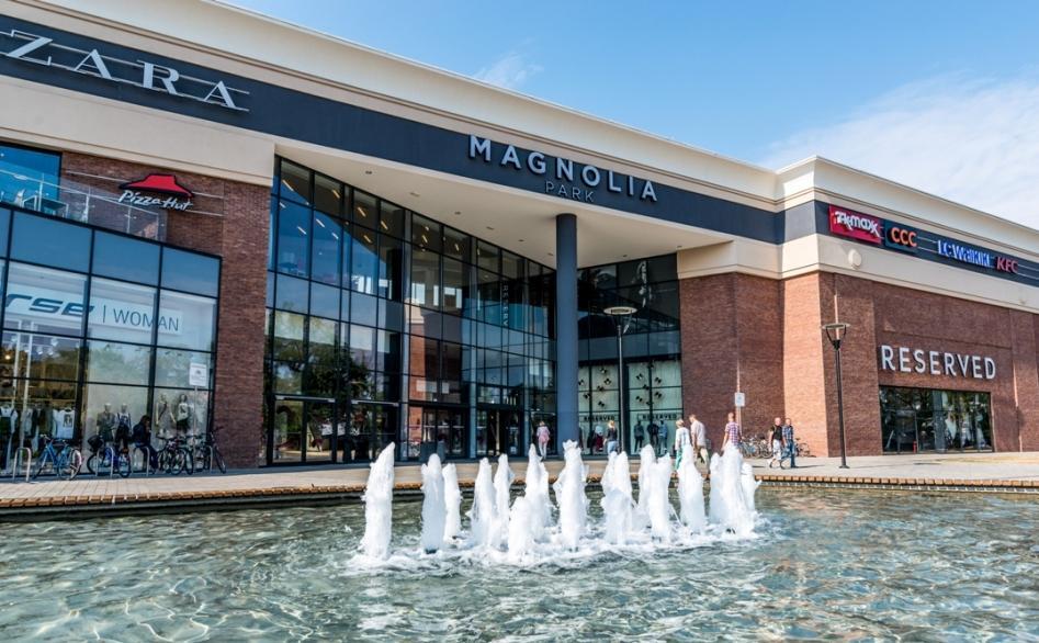 Urodziny Magnolia Park. 100 tys. zł wprezencie dla klientów