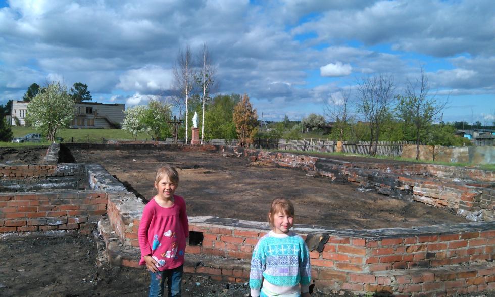 Wrocławianka chce odbudować spalony, polski kościół na Syberii
