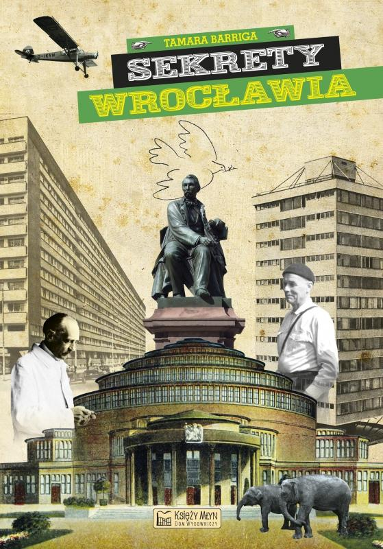 Sekrety Wrocławia - wieczór autorski Tamary Barrigi