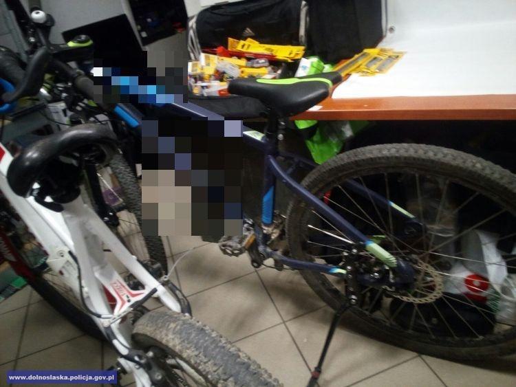 Zatrzymali złodziei rowerów