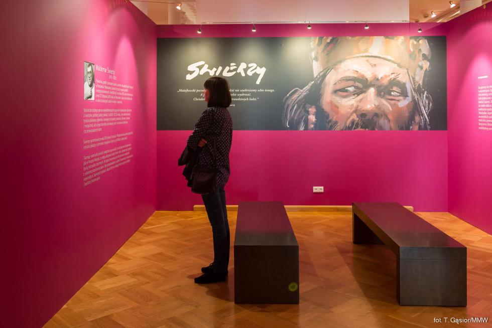 Świerzy kontra Matejko - wystawa wPałacu Królewskim przedłużona